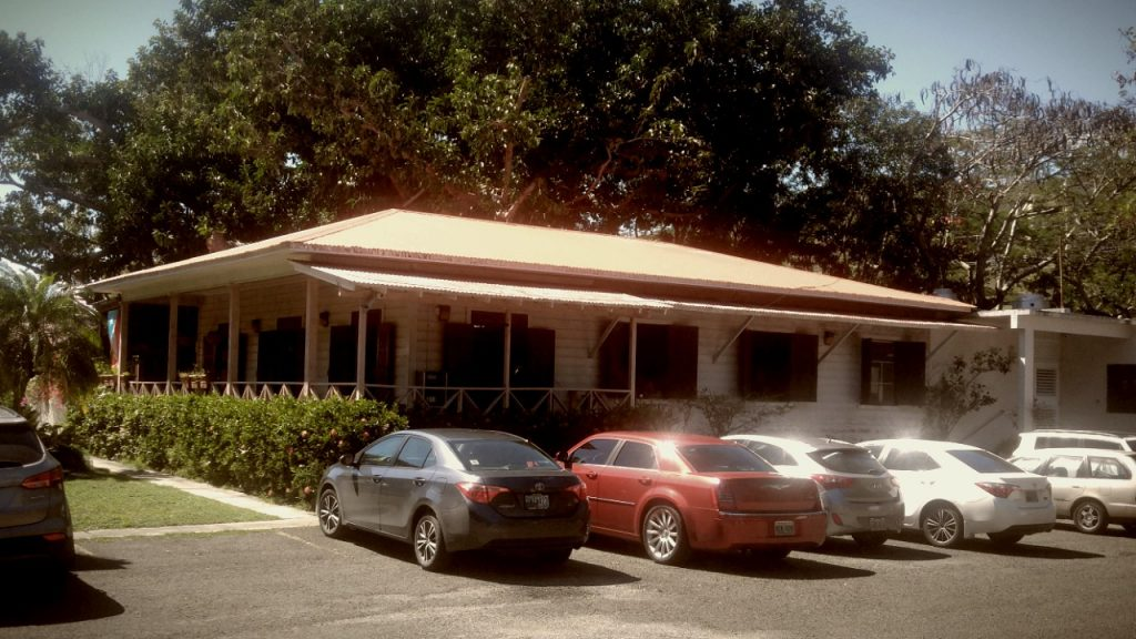 La Guardarraya Restaurant in the Municipality Limit of Yauco and Guayanilla