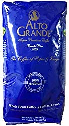 Alto Grande Super-premium Coffee from Puerto Rico